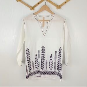 Bailey 44 Embroidered Blouse